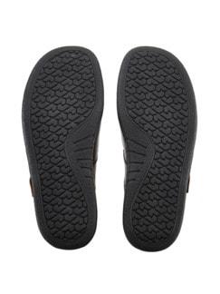 Ganter-Prophylaxe-Sandalen-Schuh Braun Detail 4