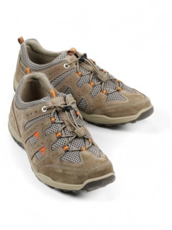 Klepper-Sneaker Antishock Schlamm Detail 1