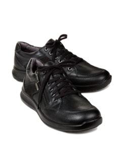 Bequem-Sneaker Wasserabweisend Schwarz Detail 1