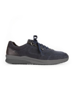 Hallux-Sneaker Extraweit Marine Detail 2