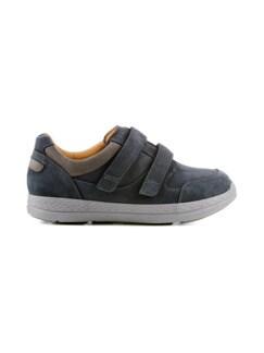 Ganter-Prophylaxe-Klett-Sneaker Marine Detail 2
