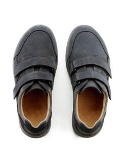 Ganter-Prophylaxe-Klett-Sneaker Marine Detail 3