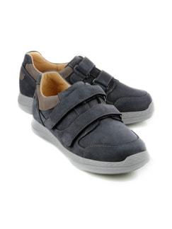 Ganter-Prophylaxe-Klett-Sneaker Marine Detail 1