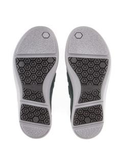 Ganter-Prophylaxe-Klett-Sneaker Marine Detail 4
