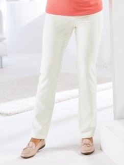 Ready-to-wear-Hose Ecru Detail 1