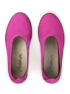Hallux-Soft-Slipper Pink Detail 4