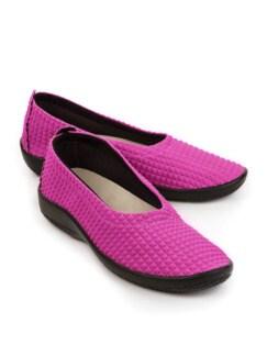 Hallux-Soft-Slipper Pink Detail 1
