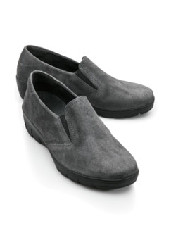 Soft-Slipper Select Grau Detail 1
