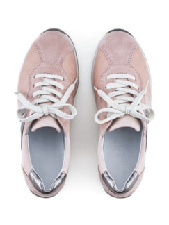 Hallux-Sneaker Weekend-Feeling Rosé Detail 4