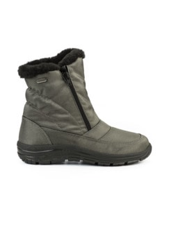 Aquastop-Boots Thermo Khaki Detail 2