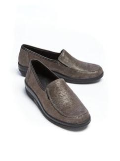 Luftkissen-Slipper Easy Wear Braun Detail 1