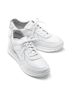 Bequem-Sneaker Wohlfühlweite Weiß Detail 1