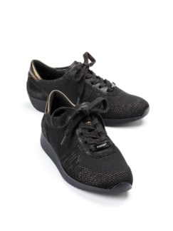 Hallux-Sneaker Fusion 4 All Day Schwarz Detail 1