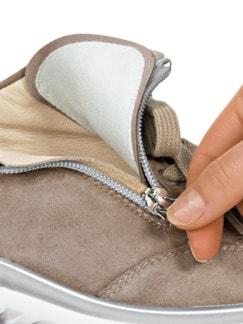 Supersoft-Sneaker Extraweit Beige Detail 3