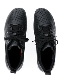 Green Comfort-Klima-Sneaker Schwarz Detail 3