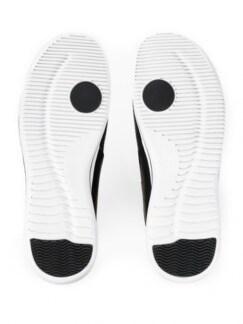 Green Comfort-Klima-Sneaker Schwarz Detail 4