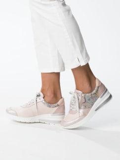 Hallux-Sneaker Hüftschwung Rose geblümt Detail 3