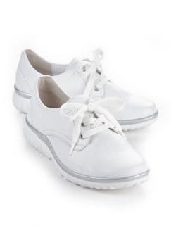 Hallux-Sneaker Extraweit Weiß Detail 1