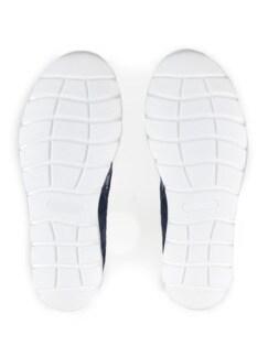 Hallux-Sneaker Extra-Komfort Marine Detail 4