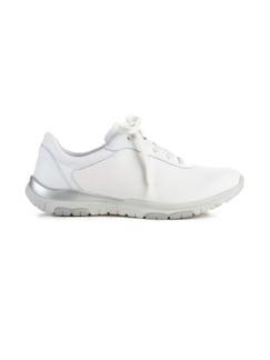 Hallux-Sneaker Softness Weiß Detail 2