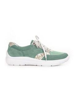 Hallux-Leicht-Sneaker Mint Detail 2