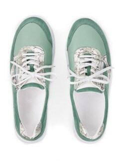 Hallux-Leicht-Sneaker Mint Detail 3