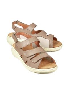 Hallux-Sandale Perfect Fit Beige Detail 1