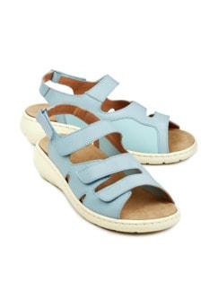 Hallux-Sandale Perfect Fit Hellblau Detail 1