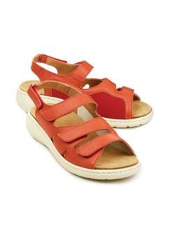 Hallux-Sandale Perfect Fit Orange Detail 1