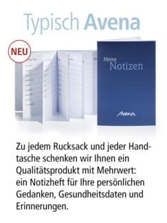 Leder-Rucksack-Tasche Blau Detail 4