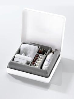 Avena-Fußpflege-Set m.Lichtfunktion Weiß Detail 2