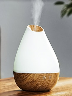 Aroma-Diffusor Weiß Detail 1
