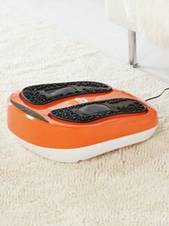 Vibrations-Beintrainer Orange Detail 1