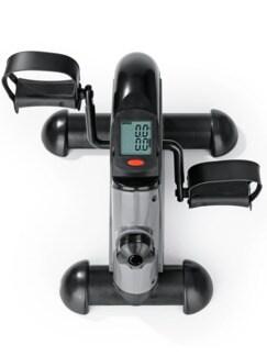 2in1 Mini-Heimtrainer Grau Detail 4