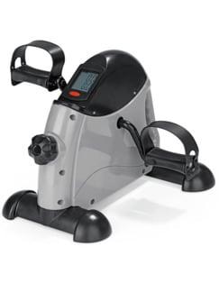 2in1 Mini-Heimtrainer Grau Detail 1