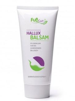 Hallux-Balsam Weiß Detail 1