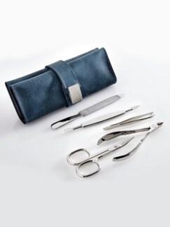 Nagelpflege-Set Premium Blau Detail 1