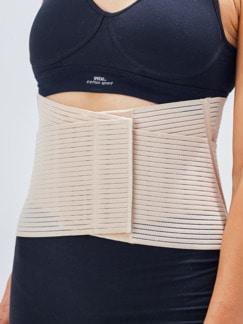 Orthopädischer Rückenstützgürtel Haut Detail 2