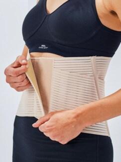 Orthopädischer Rückenstützgürtel Haut Detail 1