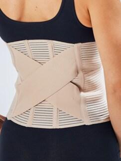 Orthopädischer Rückenstützgürtel Haut Detail 3