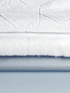 Matratzen-Saugauflage wasserdicht Weiß Detail 2
