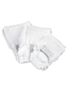 Einweg-Komfort-Slip-Maxi Weiß Detail 1