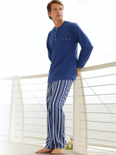 Extrafein-Schlafanzug