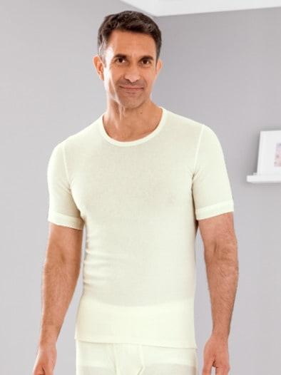 Angora 1/4-Arm Hemd