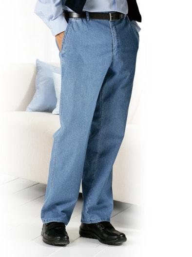 Herren Thermo Komfortbund-Jeans