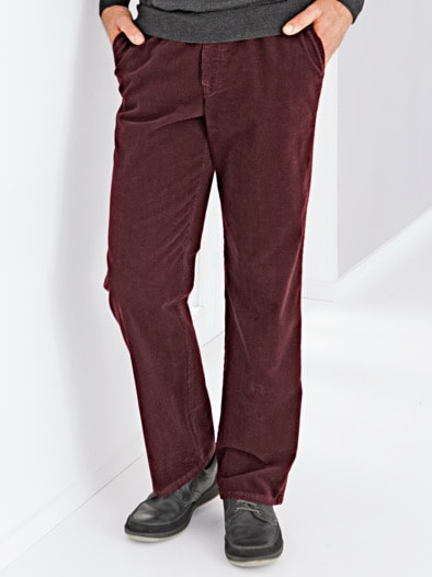 Feincordhose Supersoft