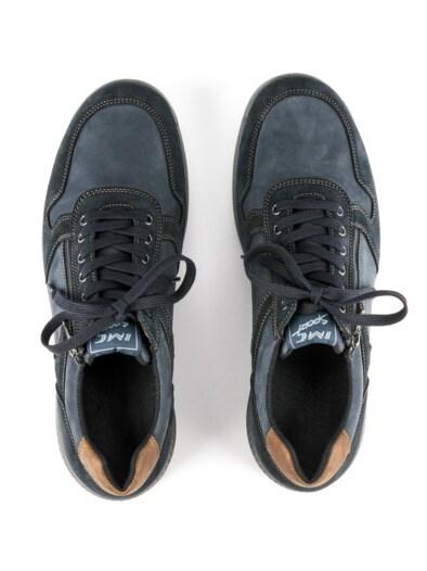 Reißverschluss Sneaker Antishock