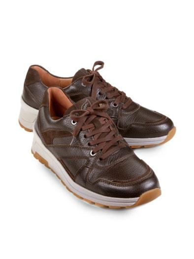 Waldläufer-Hirschleder-Sneaker