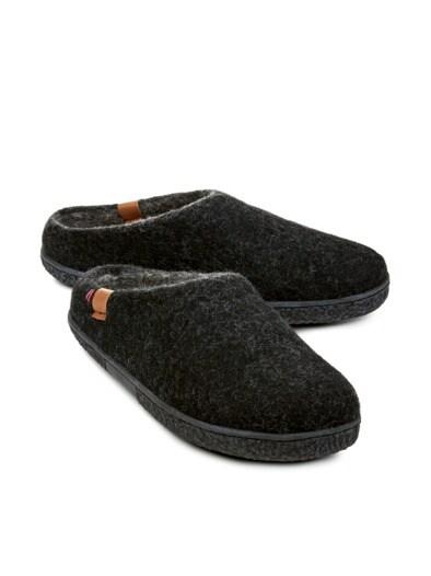 Woll-Pantolette Naturkomfort