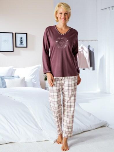 Soft-Schlafanzug Träumschön